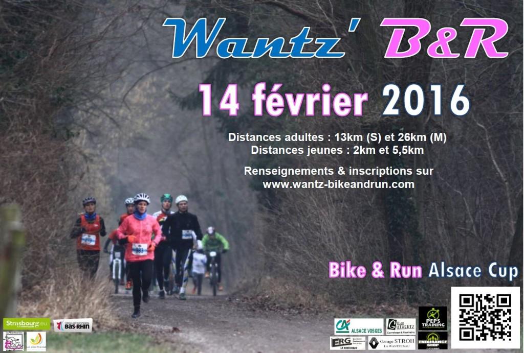 Run & Bike La Wantzenau 2016